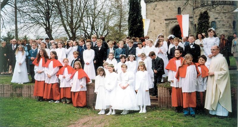 Weißer Sonntag 2004