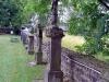 Alte Friedhofskreuze
