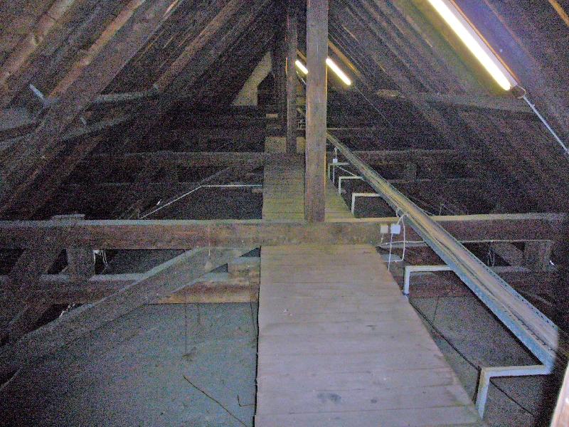 Dachgewölbe