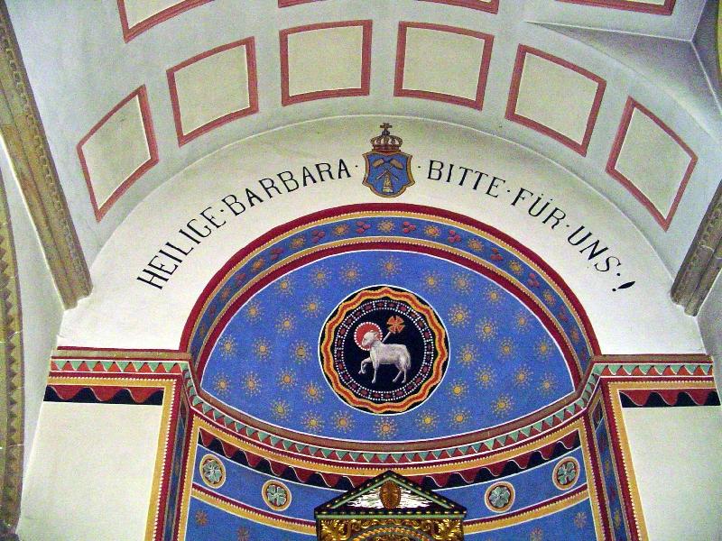 St. Barbara Kapelle